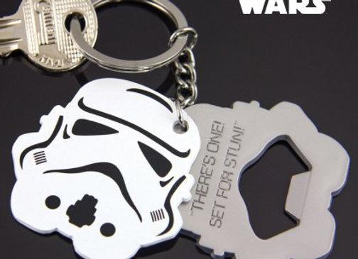 Porte-clés Star Wars Stormtrooper décapsuleur