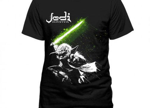 T-shirt classique STAR WARS YODA