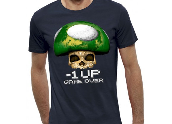 T-shirt 3D animé CHAMPIGNON TOAD MARIO