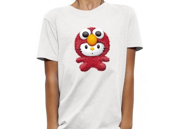 T-shirt classique ELMO HELLO KITTY