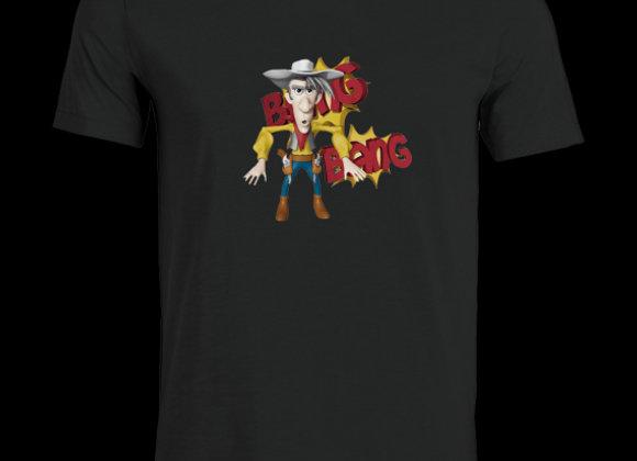 T-shirt classique LUCKY LUKE