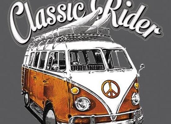 T-shirt classique manches courtes VW CLASSIC RIDER