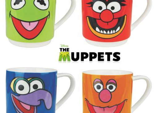 Tasses empilables MUPPET
