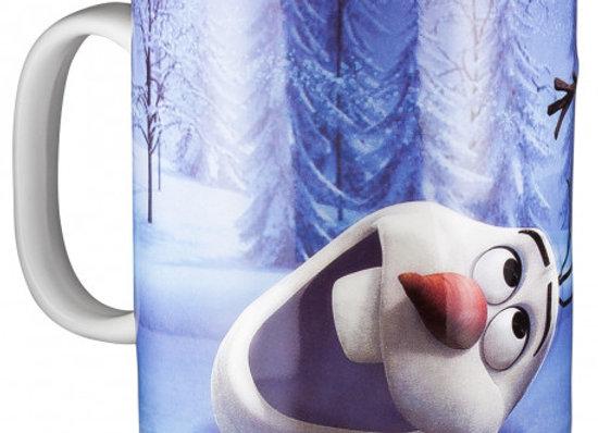 Mug 2D Olaf La reine des neiges