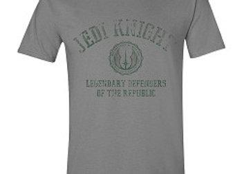 T-shirt classique gris JEDI KNIGHT