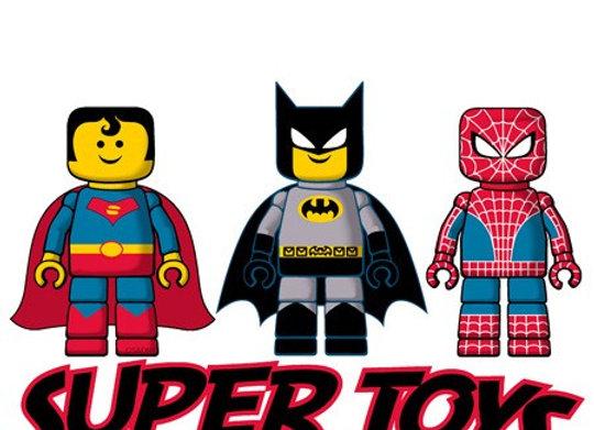 T-shirt enfant classique LEGO SUPER TOYS