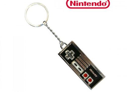 Porte-clés Nintendo manette Nes métal