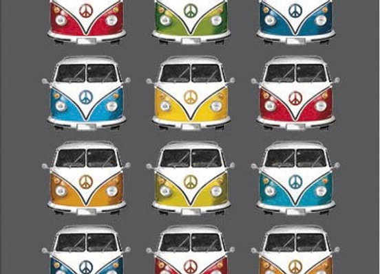 T-shirt classique manches courtes VW MULTI