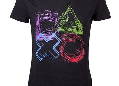 T-shirt classique PLAYSTATION BUTTON
