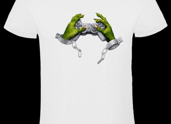 T-shirt classique MANETTE JEUX VIDEO