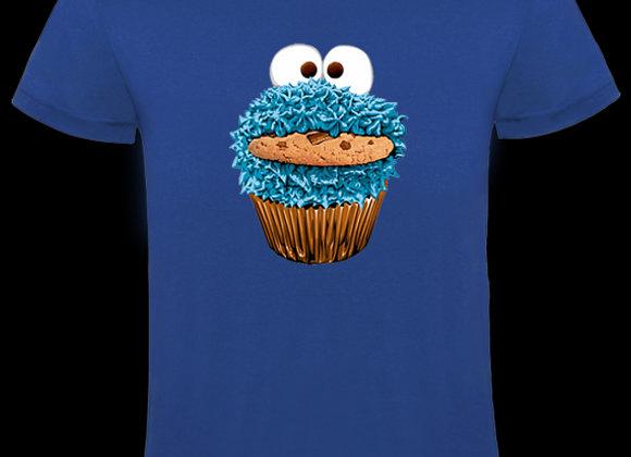 T-shirt 3D animé COOKIE MONSTER