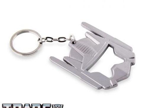 Porte-clés Transformer décapsuleur métal