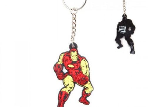 Porte-clés Iron Man