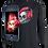 Thumbnail: T-shirt manches longues 3D animé TETE DE MORT CASQUE DJ BEATS