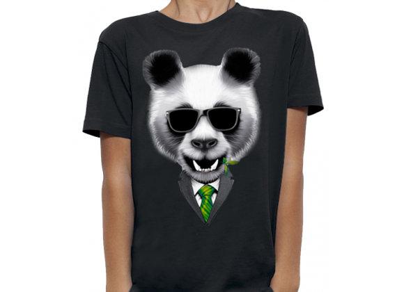 T-shirt 3D animé PANDA