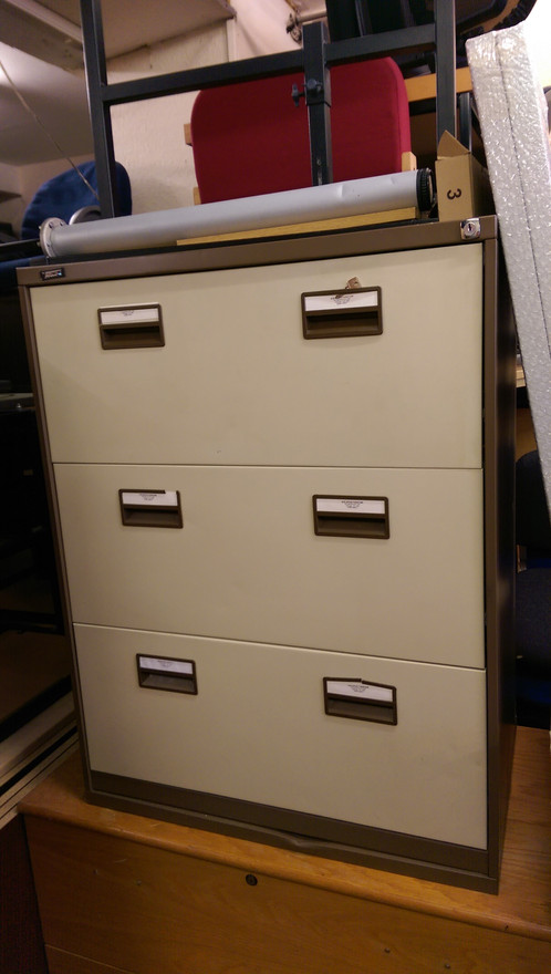 Used Filing Cabinet Torquay Office Furniture