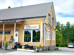 Fiini lifestyle Shop & Café