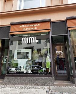 Mimi Pellavakauppa