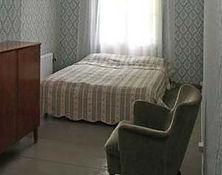 Virtaan kartano, vihreä huone