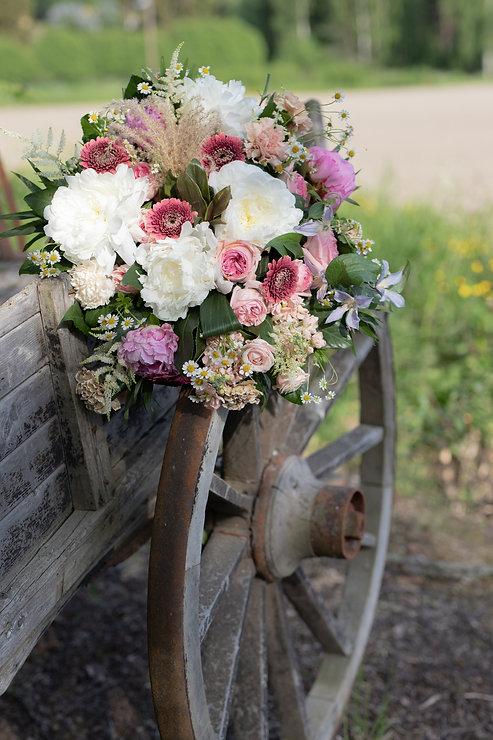 Kukkakauppa Neilikka hääsomistus
