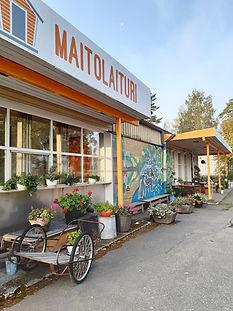 Maitolaituri Kahvila & Puoti