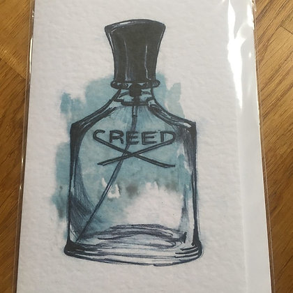 Creed Card