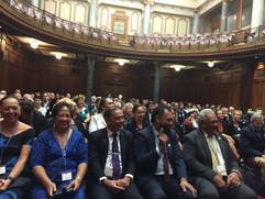 Hosting the Cook Islands Prime Minister