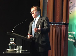 Hosting NZ Foreign Minister Murray McCully