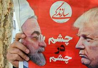 THE IRAN-US CRISIS: PLAYING WITH FIRE?