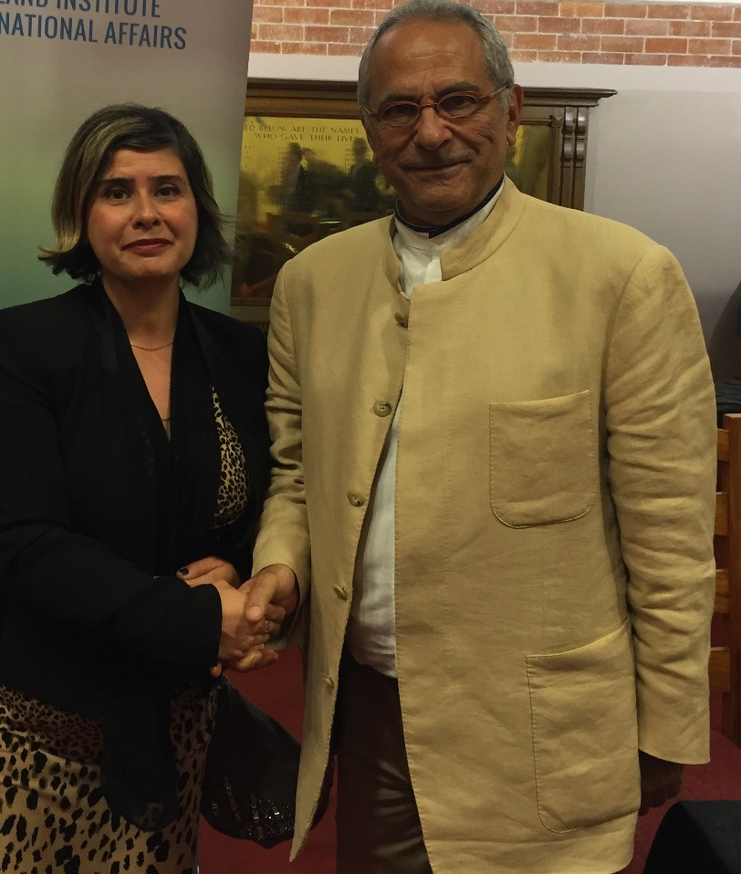 Hosting Nobel Peace Price Laureate Dr Jose Ramos Horta