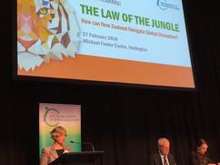 Hosting NZ Prime Minister Jacinda Ardern