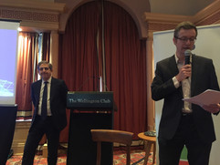 Microsoft CTO Norm Judah and Dan o'Brien