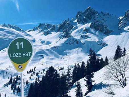 La signification des panneaux sur les pistes de ski