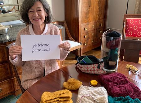 """Interview d'Anne, notre """"mamie"""" tricoteuse"""