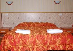 Cristina's Double Standard Room.