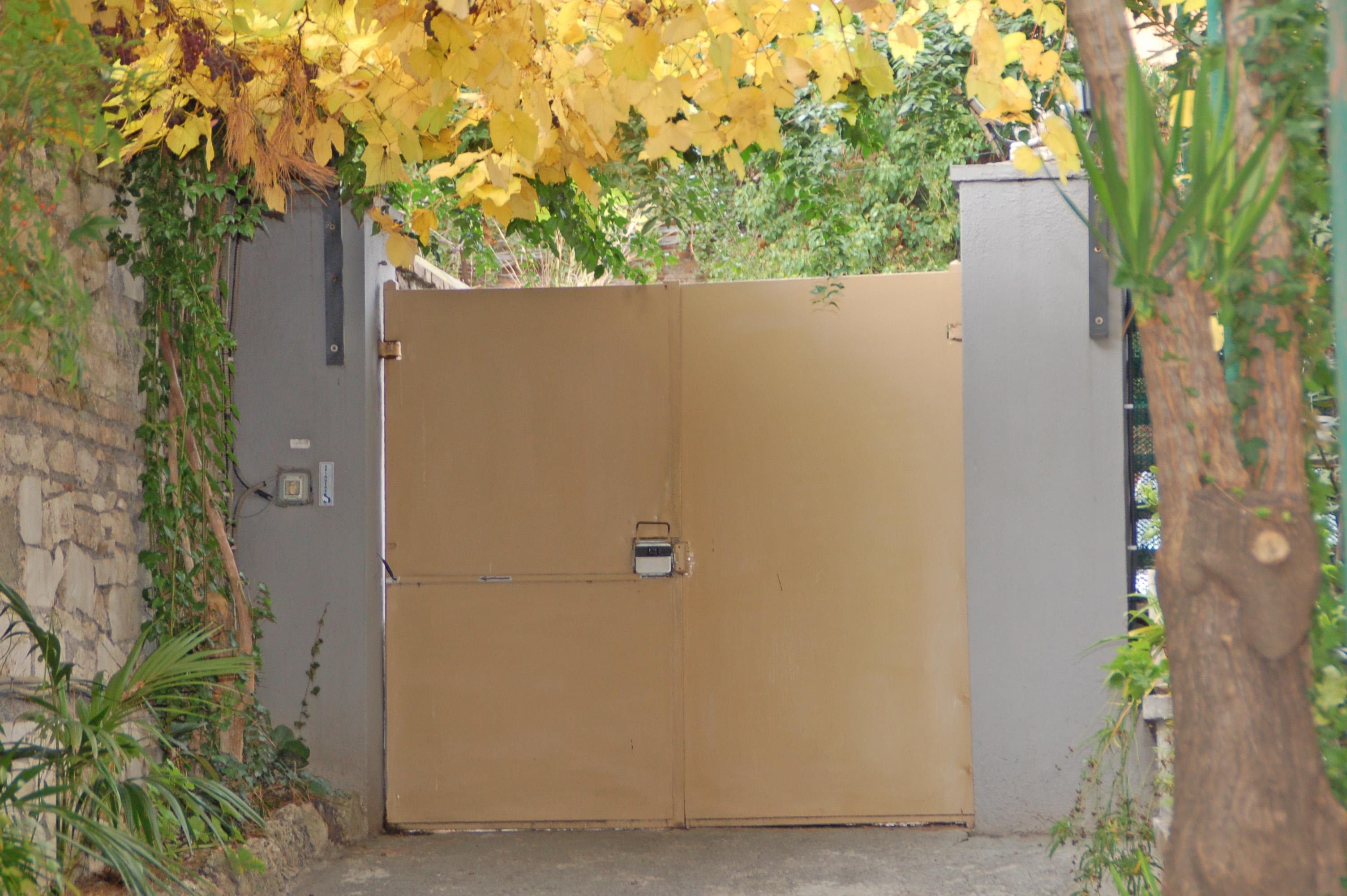 Cristina's Inside Gate