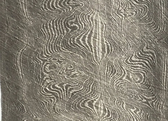 "Wave Carbon Damascus .179"" x 2.375"" x 14"