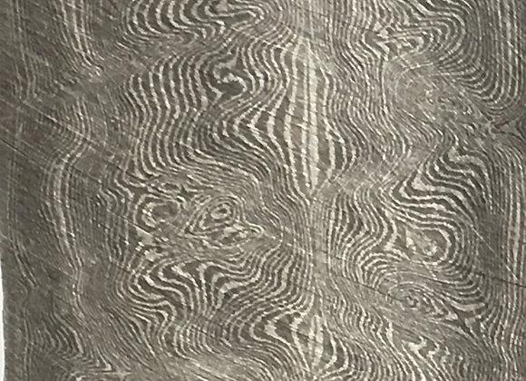 """Wave Carbon Damascus .179"""" x 2.375"""" x 14"""