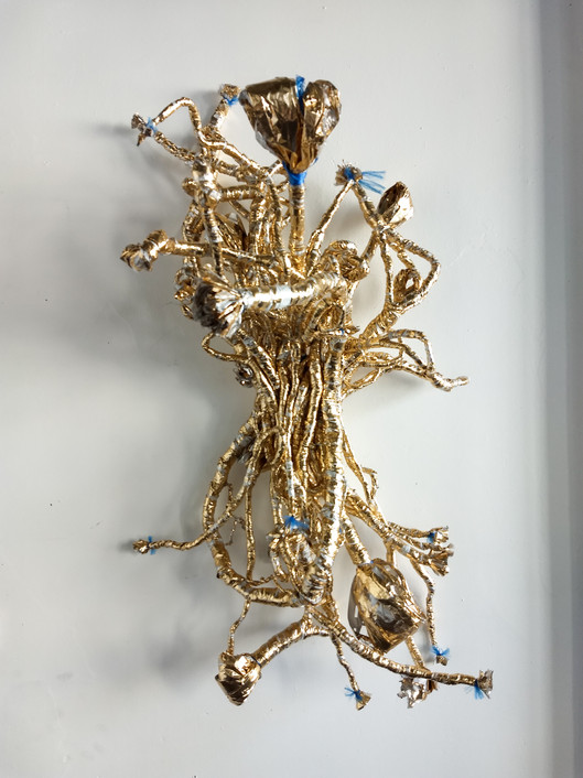 worth its weight in gold, wall