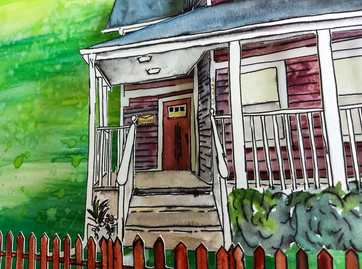home portrait detail