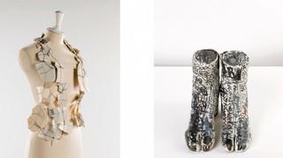 Pieces by Martin Margiela