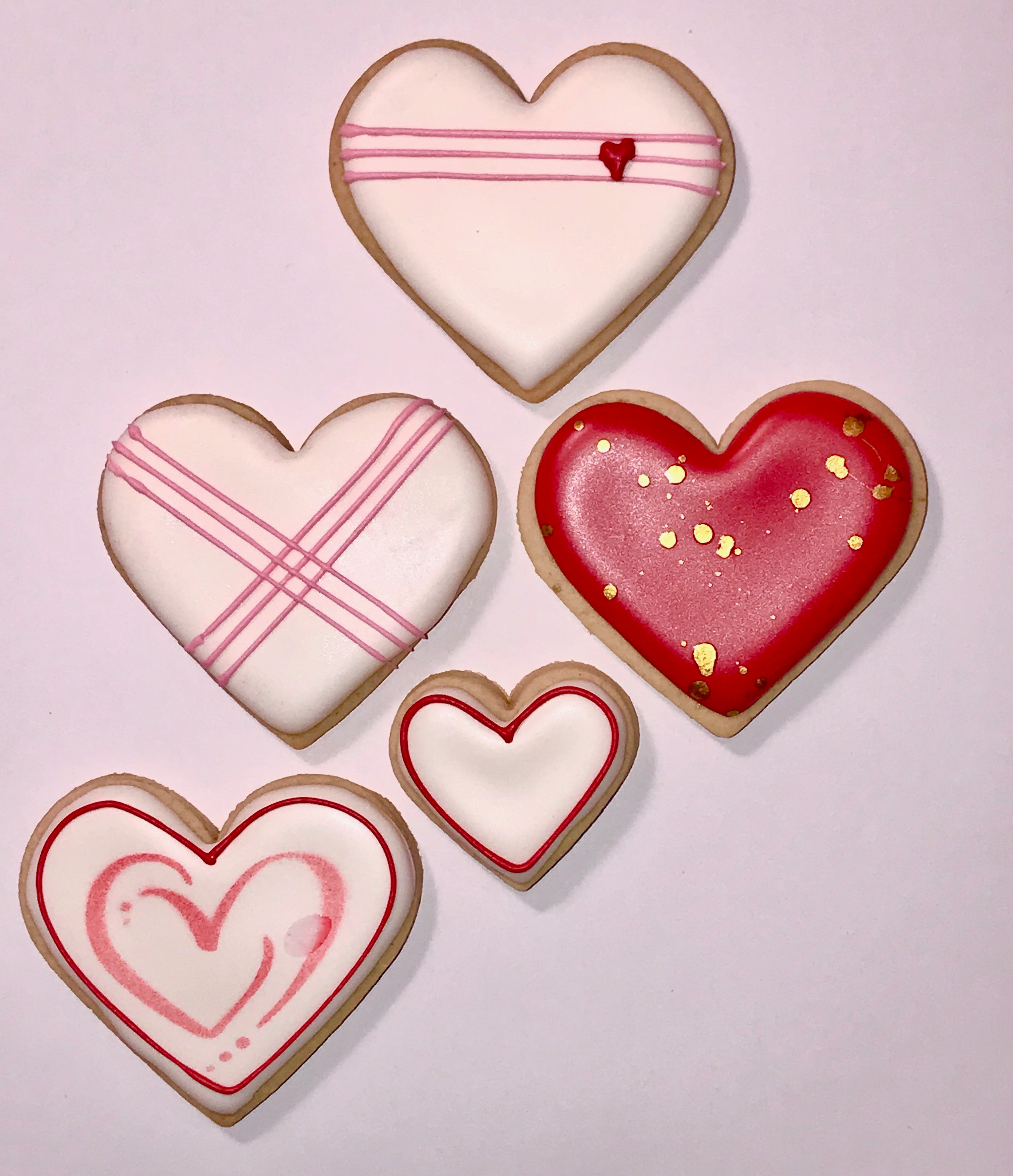 EXPIRED Valentine's Day Decorating Class