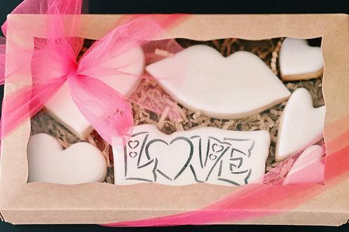 Valentines Day Cookie Kit