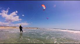 Cours de kite bretagne la torche