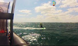 Cours de kitesurf benodet