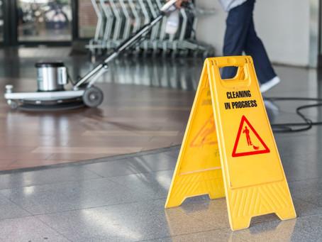 O que a limpeza e a produtividade tem a ver com a imagem da sua empresa?