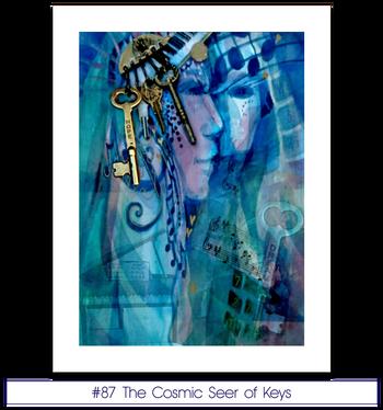 #87 The Cosmic Seer of Keys