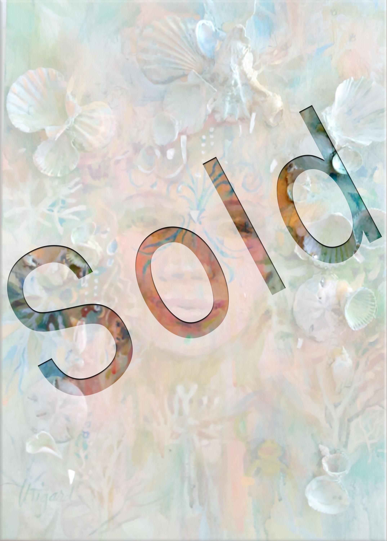 Sea Green Princess-Sold