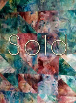 Quilt Painting Sold