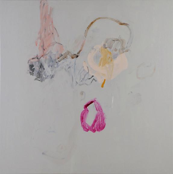 Feutré 5, acrylique sur canevas, 2009 Non disponible